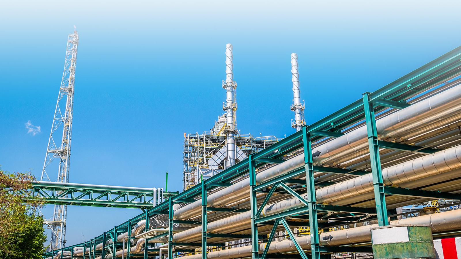 Icona tubi preisolati impianti industriali